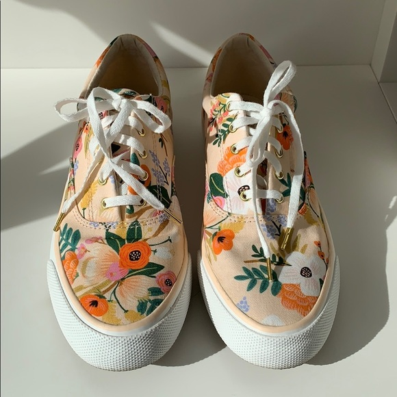 Keds x Rifle Paper Co. Sneakers